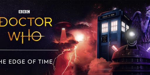 Dr Who - The Edge of Time
