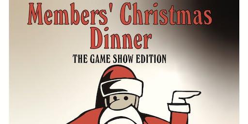 Positive Living BC's Members Christmas Dinner