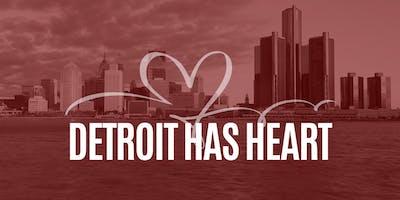 Detroit Has Heart 2020 Fundraising Gala