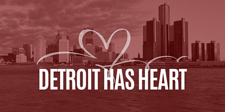 Detroit Has Heart 2020 Fundraising Gala tickets