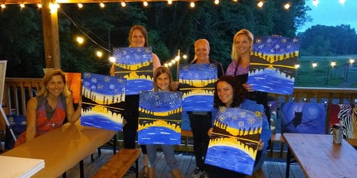 Paint & Sip at Southside Junction Tap House