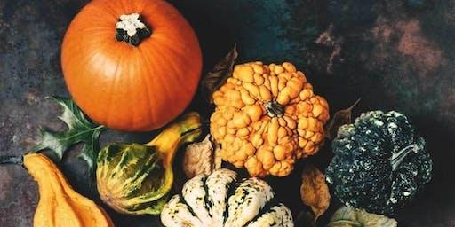 Harvest Tasting - Local Food & Drink Pairings