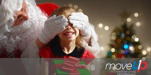 Limited Tickets Left - 2019 MoveUP Children's Breakfast with Santa-Vancouver-December 7 - 11:30 a.m...