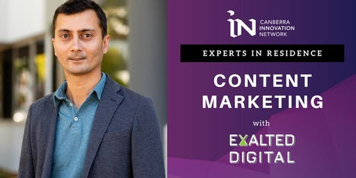 Experts in Residence: Content Marketing with Kevin Bhadra