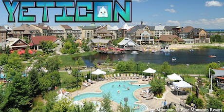 YetiCon 2020 at Blue Mountain Resort tickets