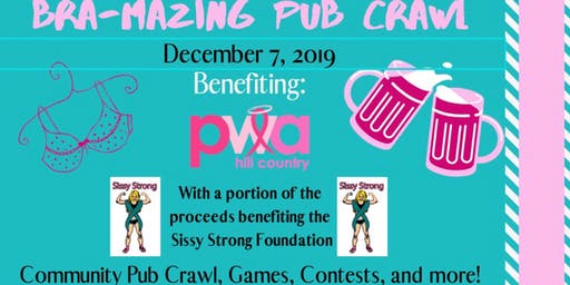 Bra-Mazing Pub Crawl