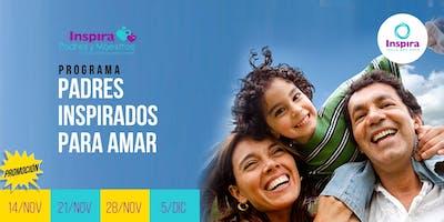 PUEBLA. Programa PADRES INSPIRADOS PARA AMAR.