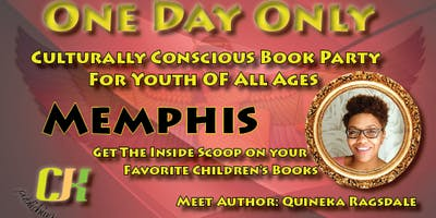 Memphis CJK Publishing Book Signing