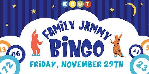 KBUTs Family Jammy Bingo