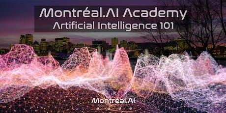 Montréal.AI Academy: AI 101 tickets