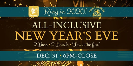 All-Inclusive New Year's Eve at Essen Haus/Come Back In