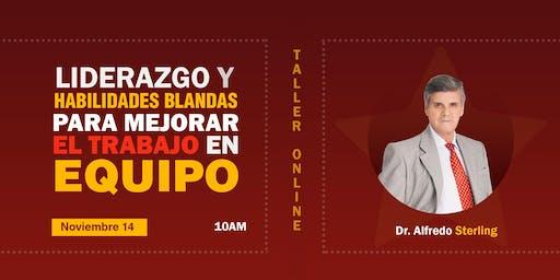 TALLER ONLINE: LIDERAZGO Y HABILIDADES BLANDAS PARA MEJORAR EL TRABAJO EN EQUIPO