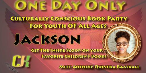 Jackson CJK Publishing Book Signing