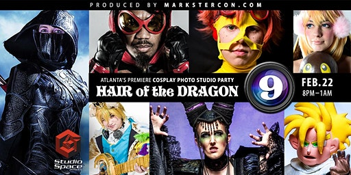 Hair Of The Dragon IX