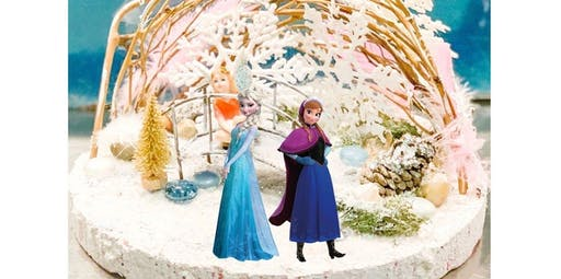 Anna and Elsa Make and Meet Frozen Fairy House Event (2019-11-24 starts at 1:00 PM)