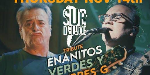Enanitos Verdes & Hombres G Tribute Thursday Nov 14th Copper Blues Doral