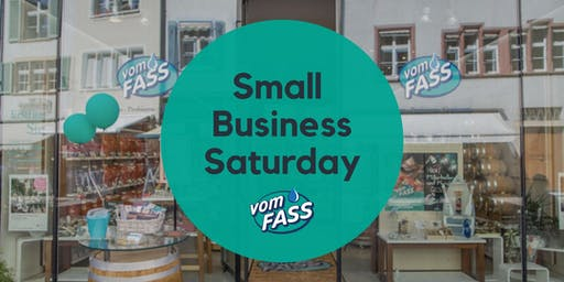 Small Business Saturday!!