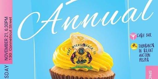 1st Annual LIVE Dessert Auction