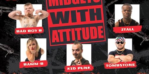 The Midget Wrestling Show @ Mad Katz