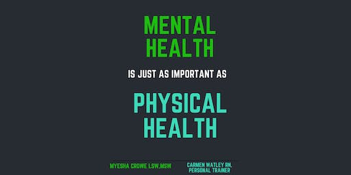 Mental Health Is Just As Important As Physical Health