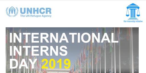 International Intern Day 2019