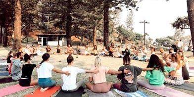 Welcome Summer - 108 Sun Salutations