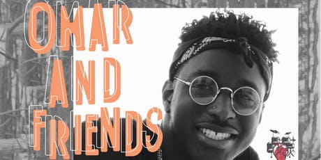 Omar and Friends tickets