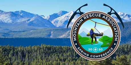 2020 Mountain Rescue Association Spring Conference tickets