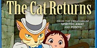 International Education Week - Free Screening of The Cat Returns