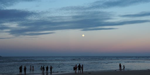 Full Moon Yoga + Meditation