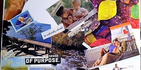 Creating a Vision Board for Couples tickets