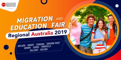 Migration and Education Fair in Brisbane - Regional Australia 2019