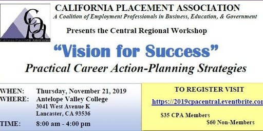 CPA 2019 Central Regional Workshop