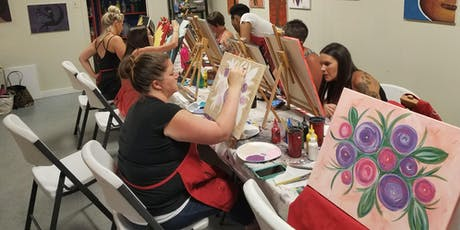 Christmasville Paint and Sip with Carolina Creative Expressions tickets