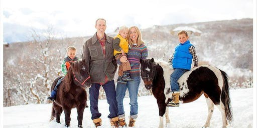 Winter Holiday Horse Experience