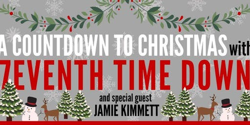 Countdown to Christmas with 7eventh Time Down