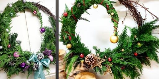 Whoville Wreath Workshop