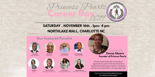 Princess Pearls Career Day 2019