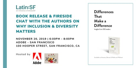 Differences that Make a Difference- A Conversation with the Authors tickets