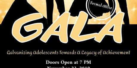 The 11th Annual GALA tickets