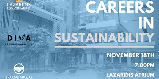 Careers In Sustainability