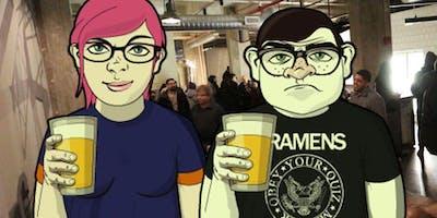 Geeks Who Drink Pub Trivia at Big aLICe Barrel Room