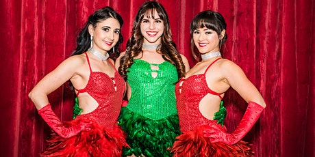 The Dollface Dames Holiday Spectacular tickets