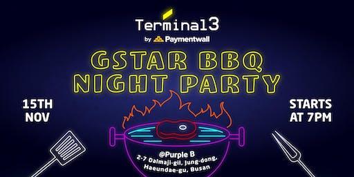GSTAR BBQ NIGHT PARTY | 지스타 BBQ 네트워킹 파티