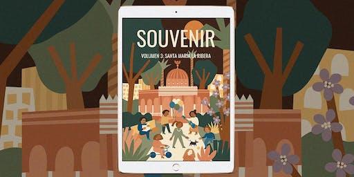 Presentación Souvenir -  Guía Cultural de Barrios CDMX