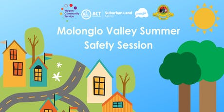 Molonglo Valley Summer Safety Session tickets