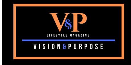 V&P LifeStyle Magazine Launch Fundraiser tickets