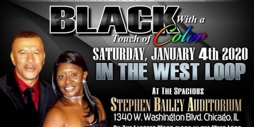 Steppin in Black with Darkim January 4th 2020