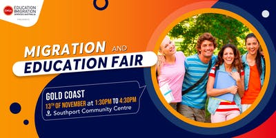 Migration and Education Fair on The Gold Coast