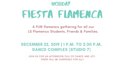 Holiday Fiesta Flamenca